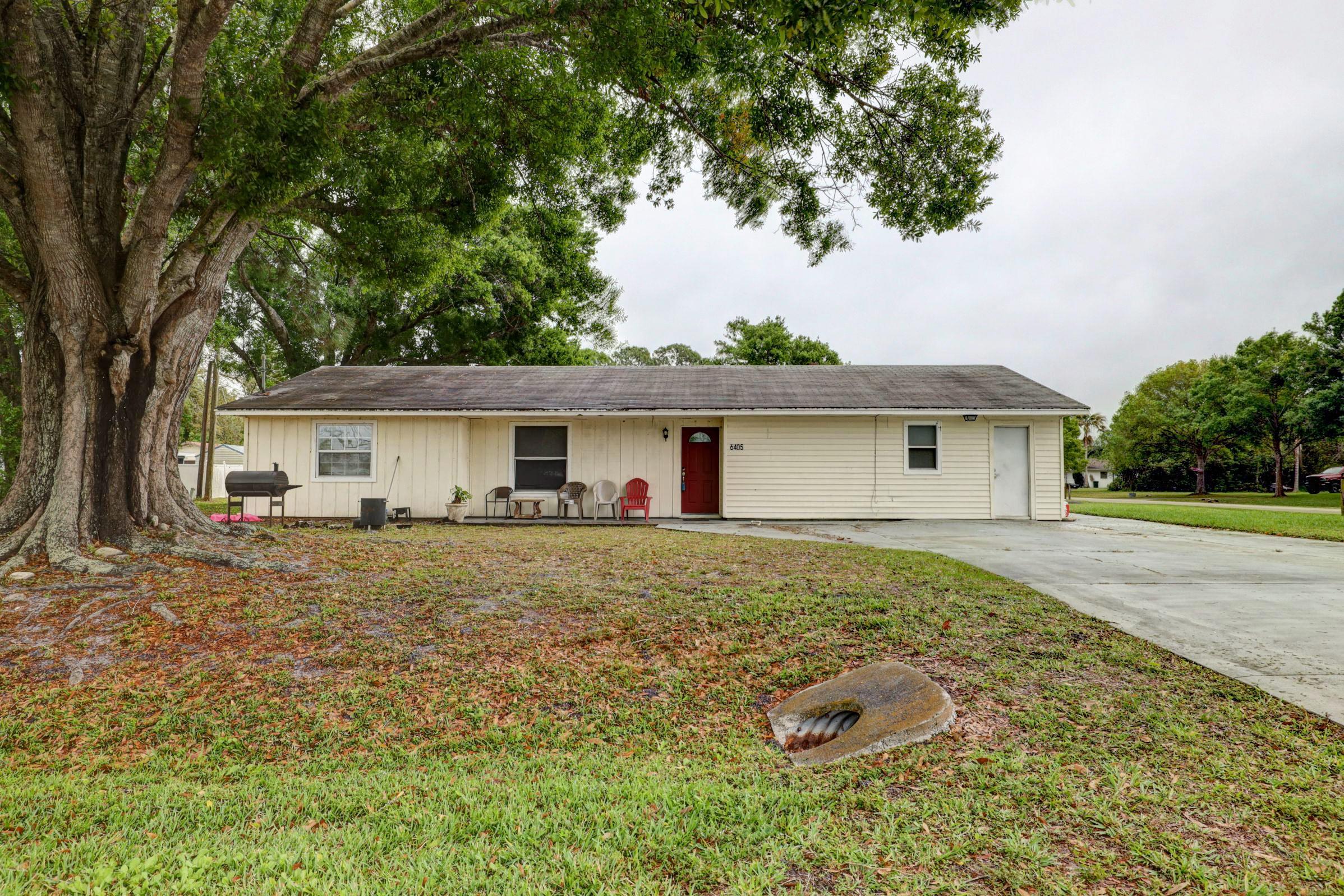 6405 Doris Drive, Fort Pierce, FL 34951
