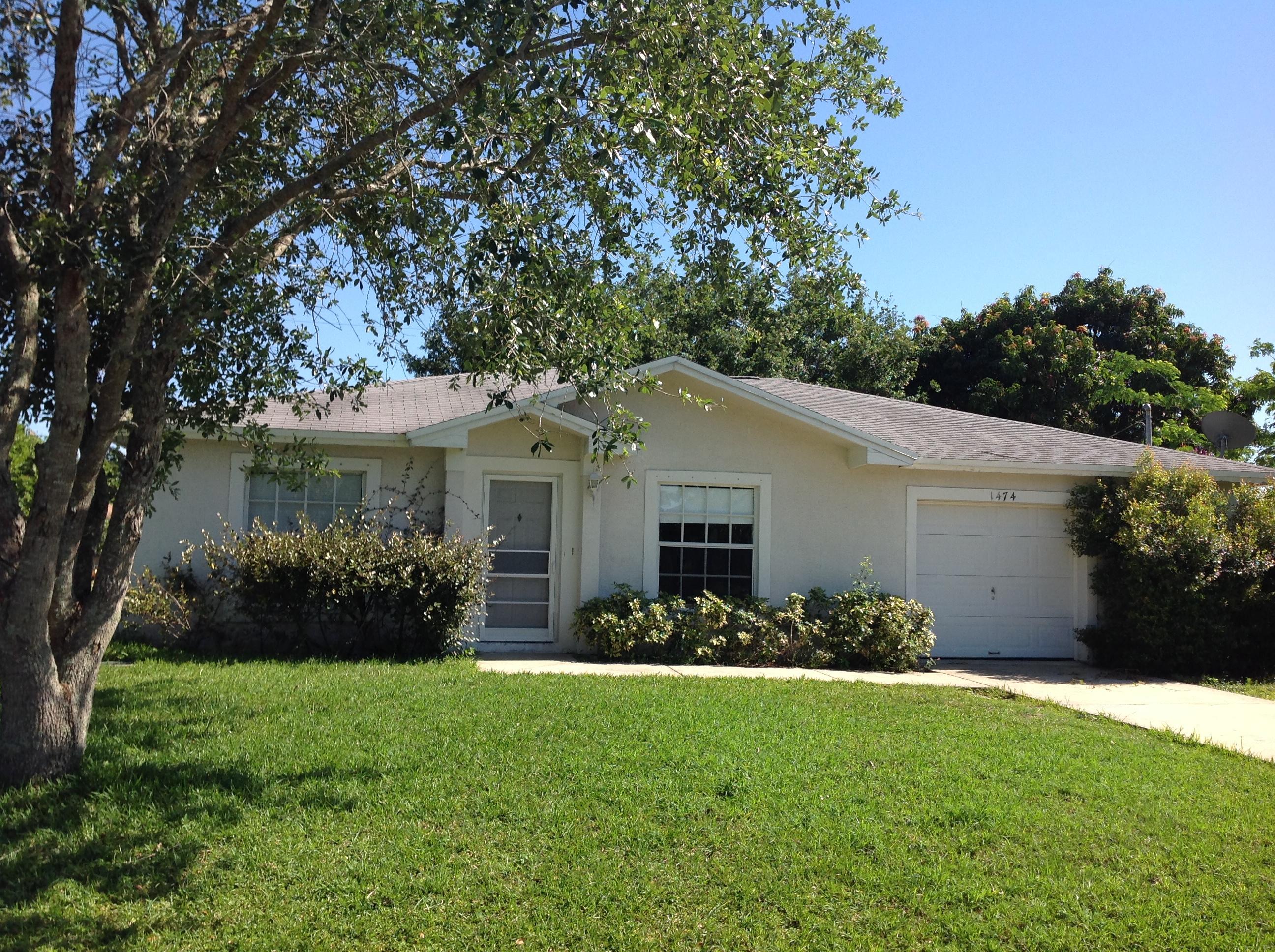 1474 Sw Santiago Avenue, Port Saint Lucie, FL 34953
