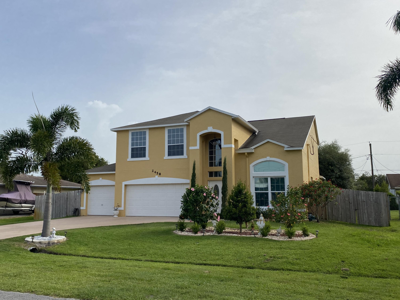 2458 Se Sidonia Street, Port Saint Lucie, FL 34952
