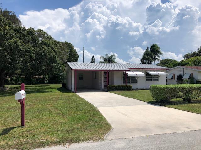605 Wisteria Avenue, Fort Pierce, FL 34982