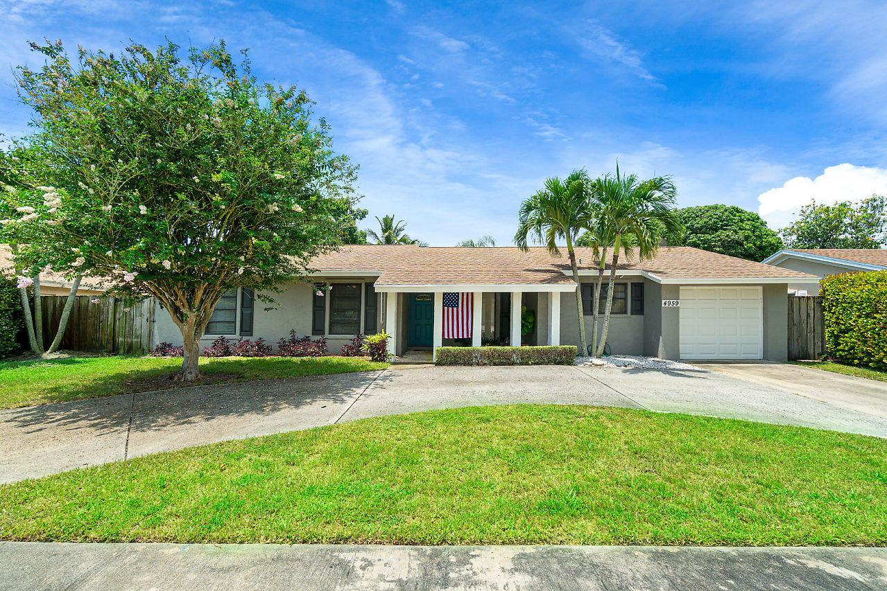 4959 Marbella N Road, West Palm Beach, FL 33417