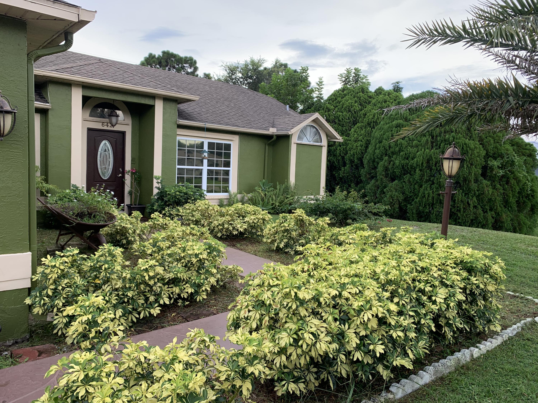 642 Sw Badger Terrace, Port Saint Lucie, FL 34953