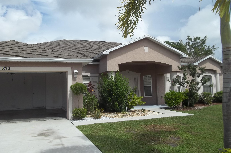 873 Sw Thrift Av Avenue, Port Saint Lucie, FL 34953