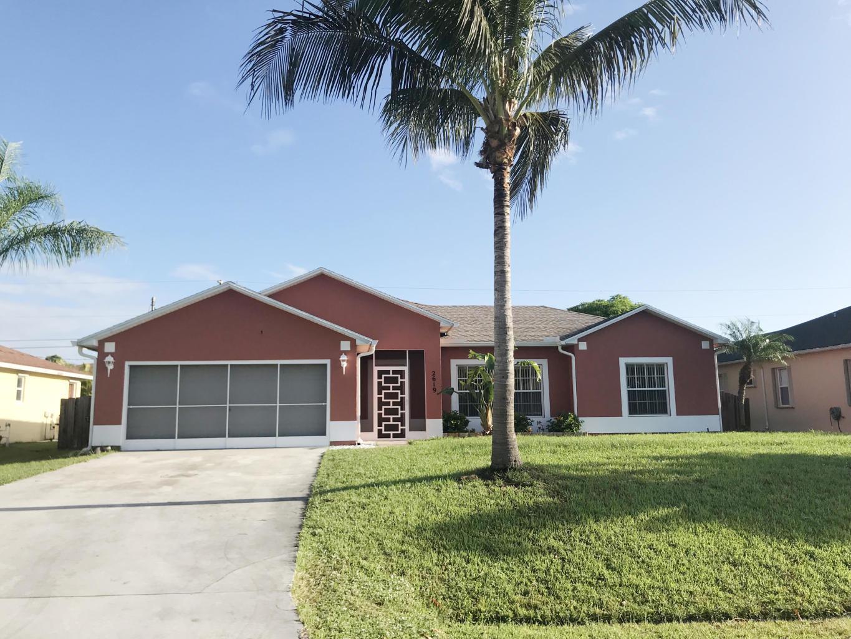 2619 Sw Import Drive, Port Saint Lucie, FL 34987