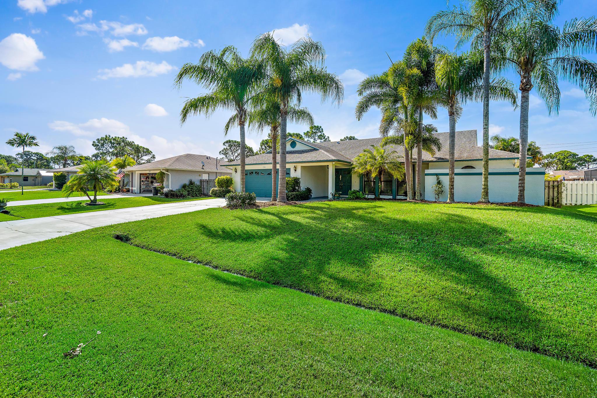 156 Sw Parish Terrace, Port Saint Lucie, FL 34953