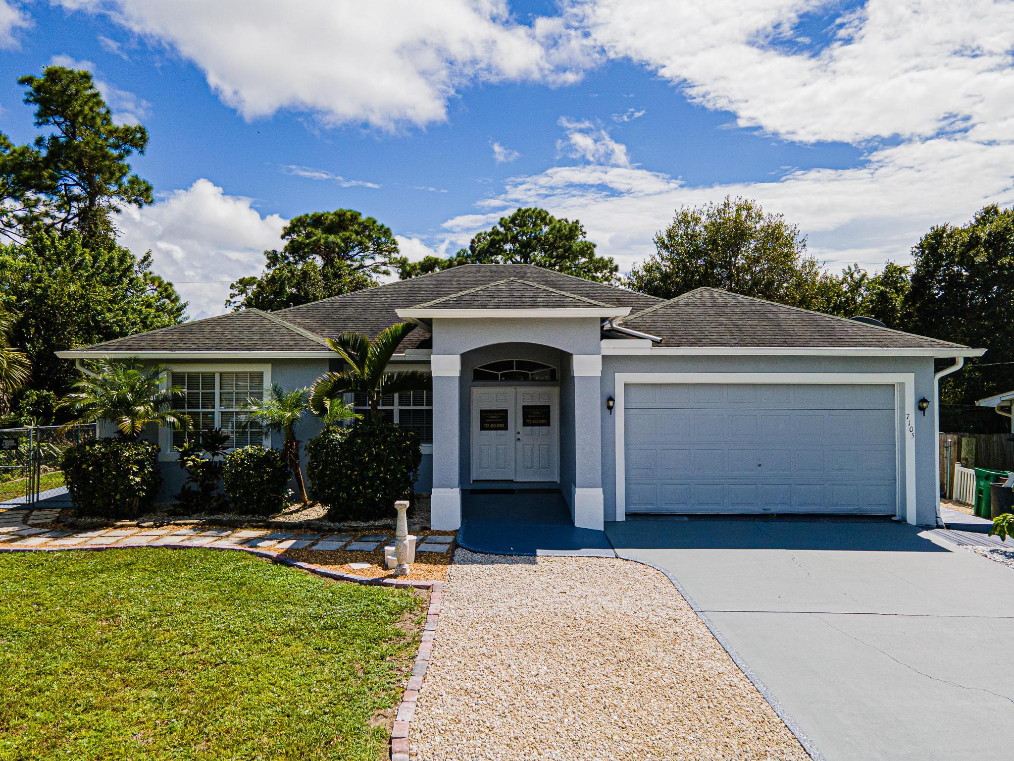 7105 Citrus Park Boulevard, Fort Pierce, FL 34951