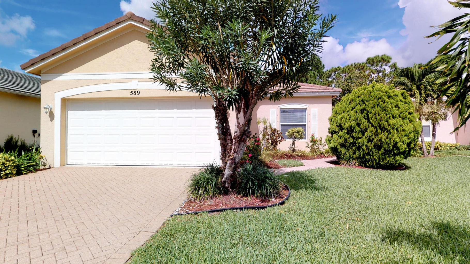 589 Sw Indian Key Drive, Port Saint Lucie, FL 34986