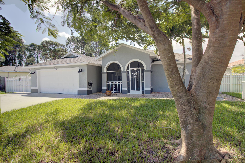794 Sw Parker Avenue, Port Saint Lucie, FL 34953