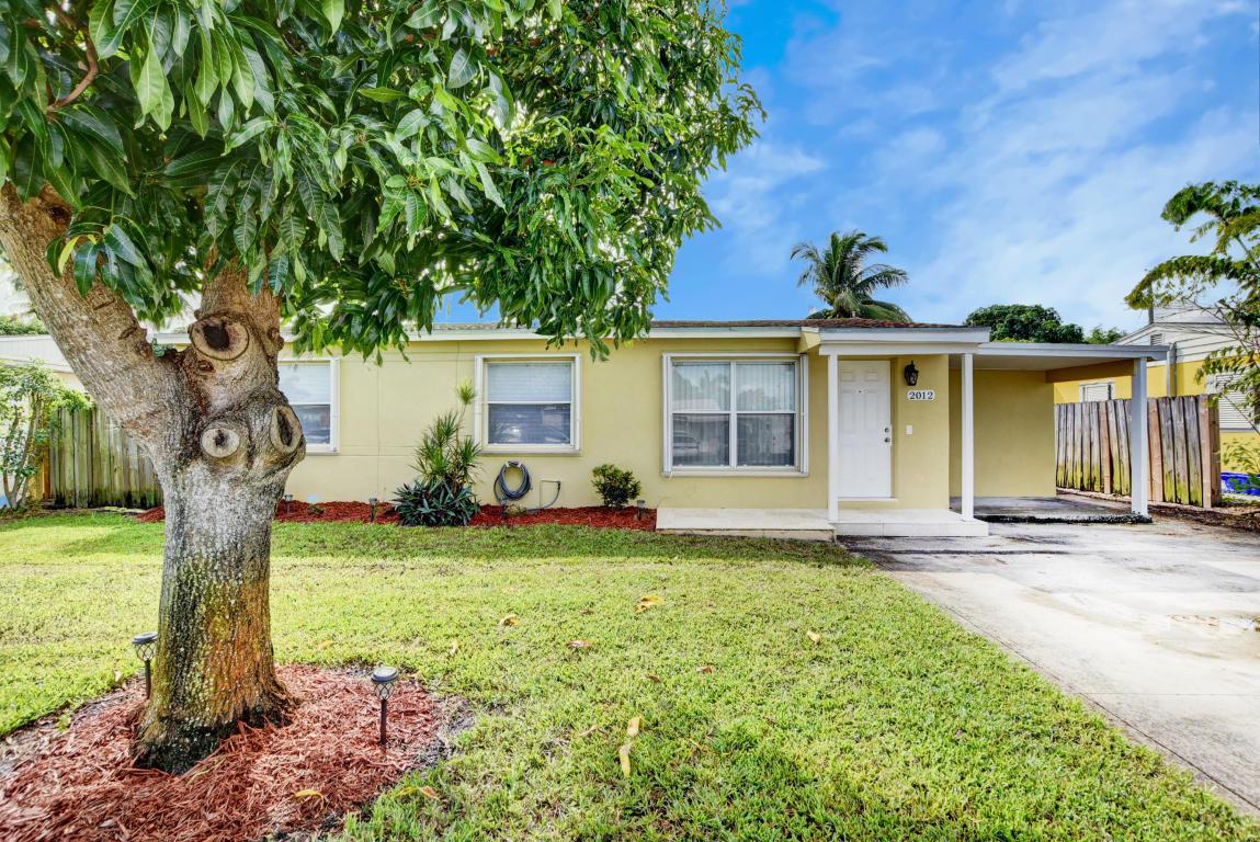 2012 Longwood Road, West Palm Beach, FL 33409
