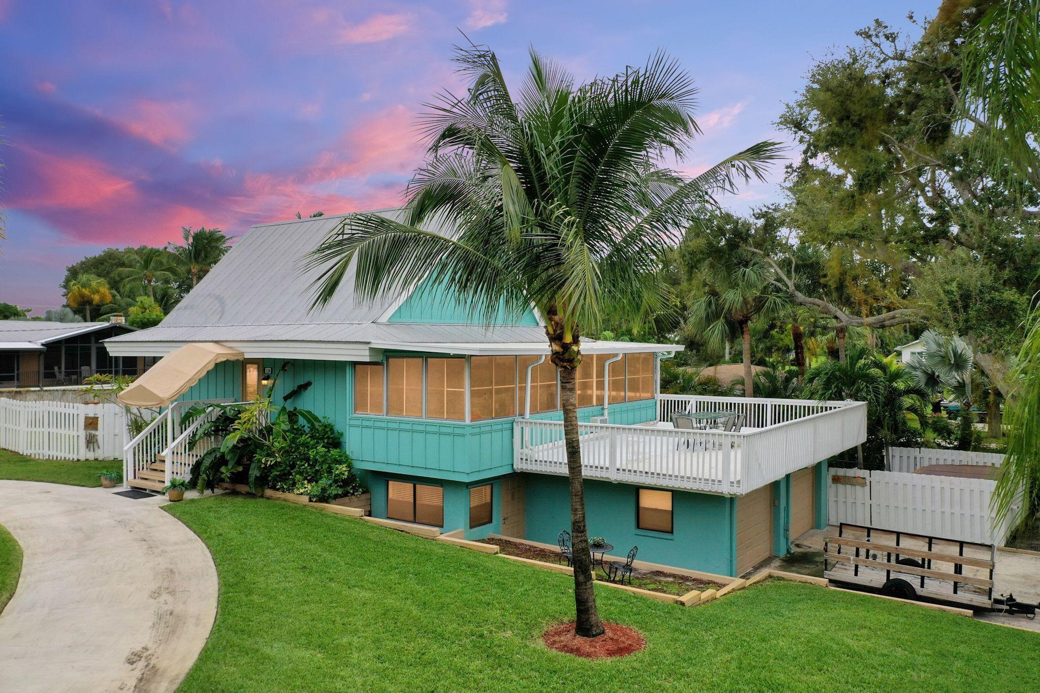 1396 Ne Waveland Avenue, Jensen Beach, FL 34957