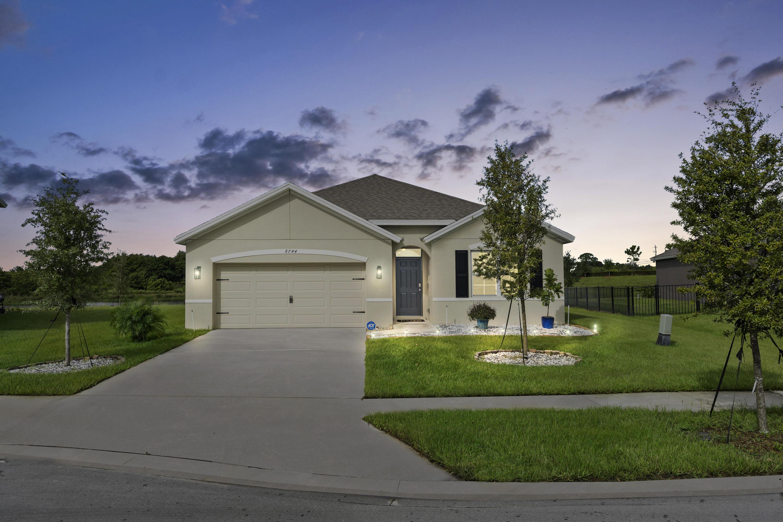 8744 Cobblestone Drive, Fort Pierce, FL 34945
