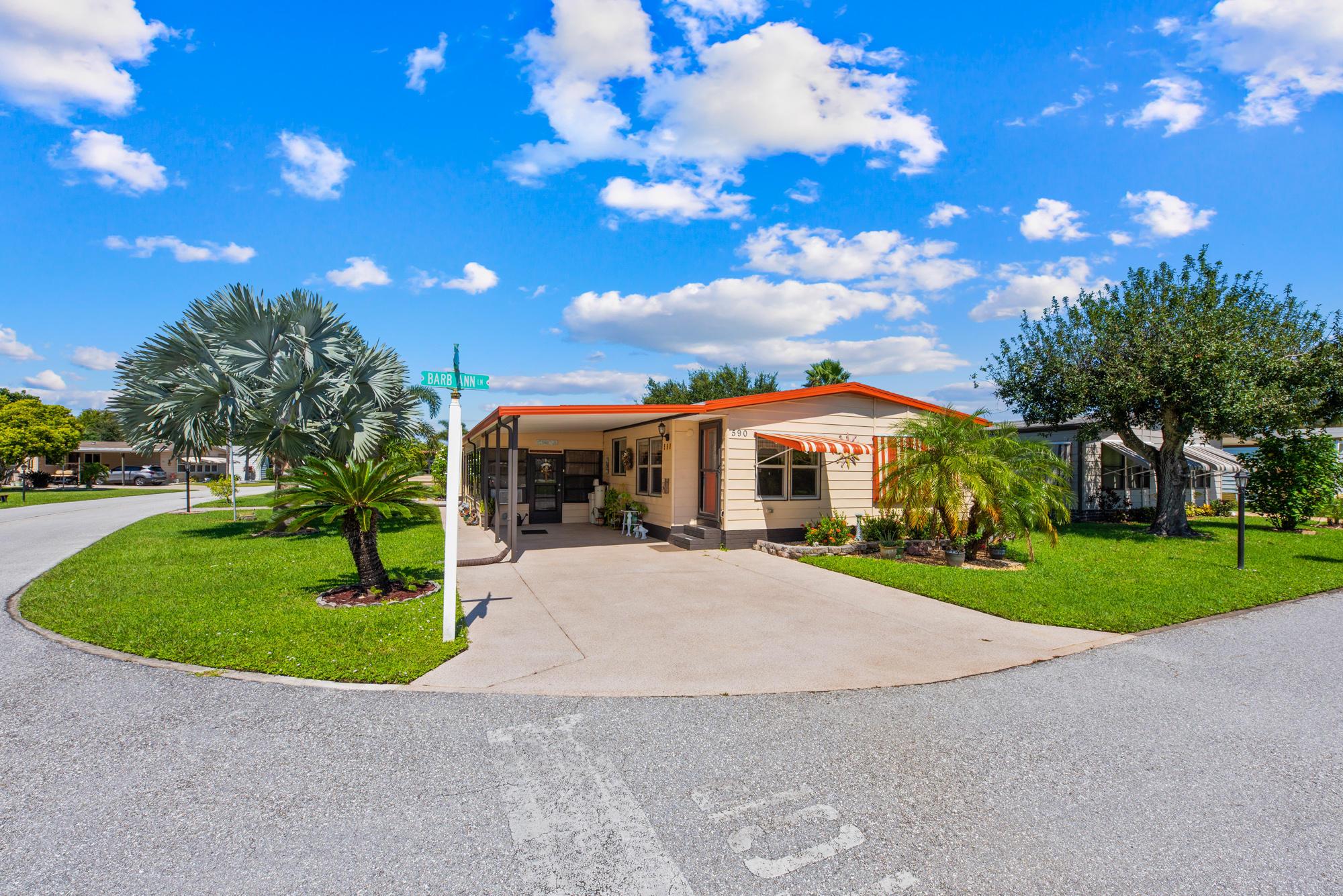 590 Barb Ann Lane, Port Saint Lucie, FL 34952