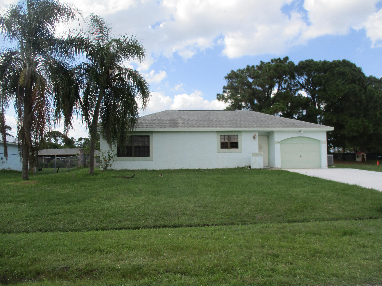 2737 Se Brevard Avenue, Port Saint Lucie, FL 34952