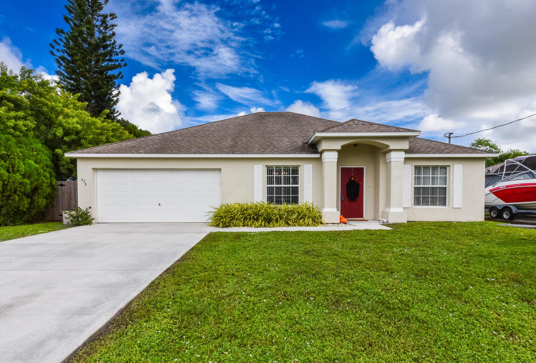 539 Nw North Macedo Boulevard, Port Saint Lucie, FL 34983
