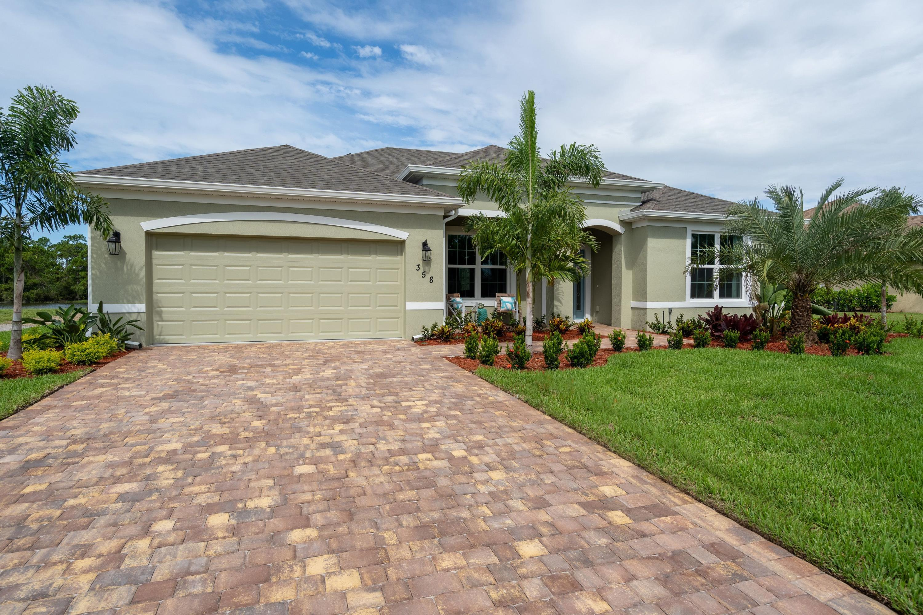 435 Sw Vista Lake Drive, Port Saint Lucie, FL 34953