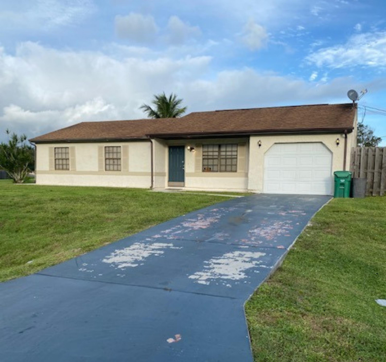 2787 Sw Somber Road, Port Saint Lucie, FL 34953