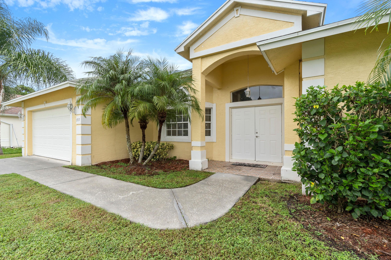 1713 Sw Cycle Street, Port Saint Lucie, FL 34953