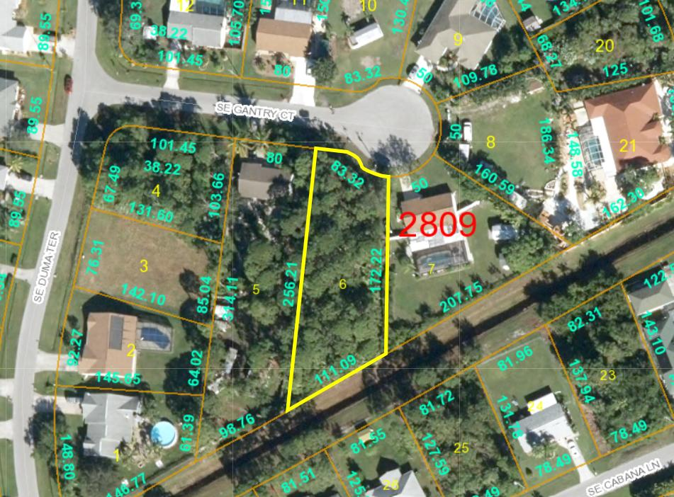2822 Se Gantry Court, Port Saint Lucie, FL 34952