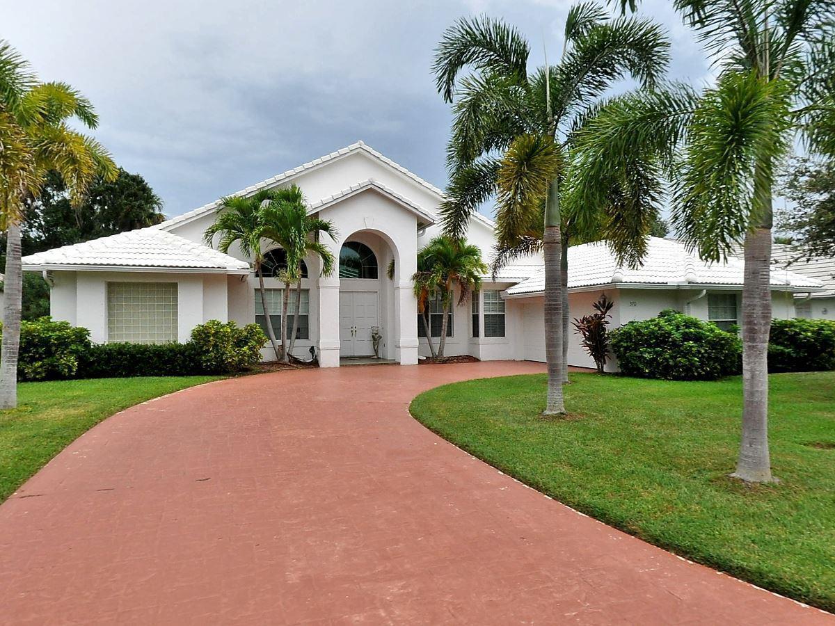 570 Sw Sanctuary Drive, Saint Lucie West, FL 34986