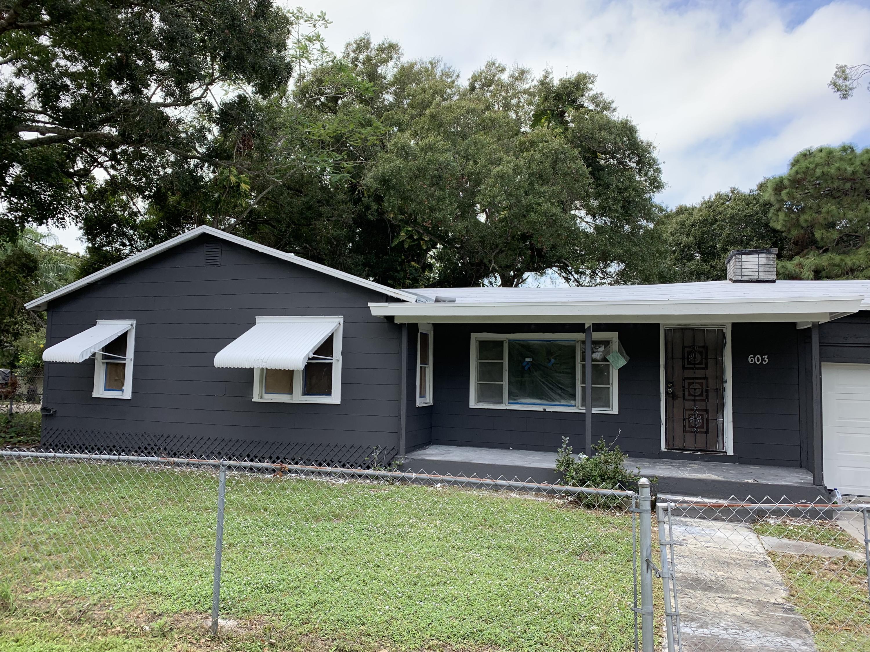 603 S 22nd Street, Fort Pierce, FL 34950