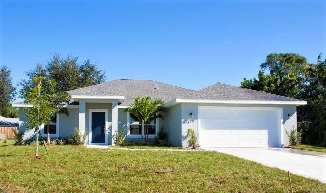 120 Se Dwight Avenue, Port Saint Lucie, FL 34983