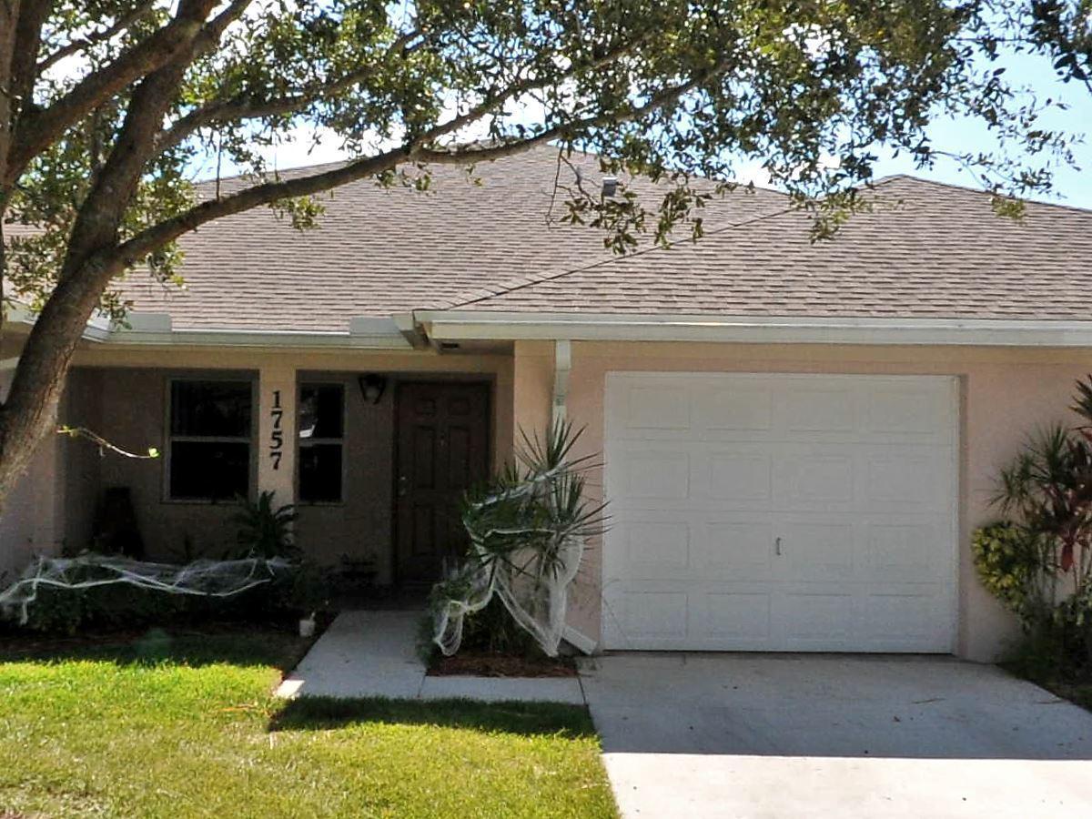 1757 N Dovetail Drive, Fort Pierce, FL 34982
