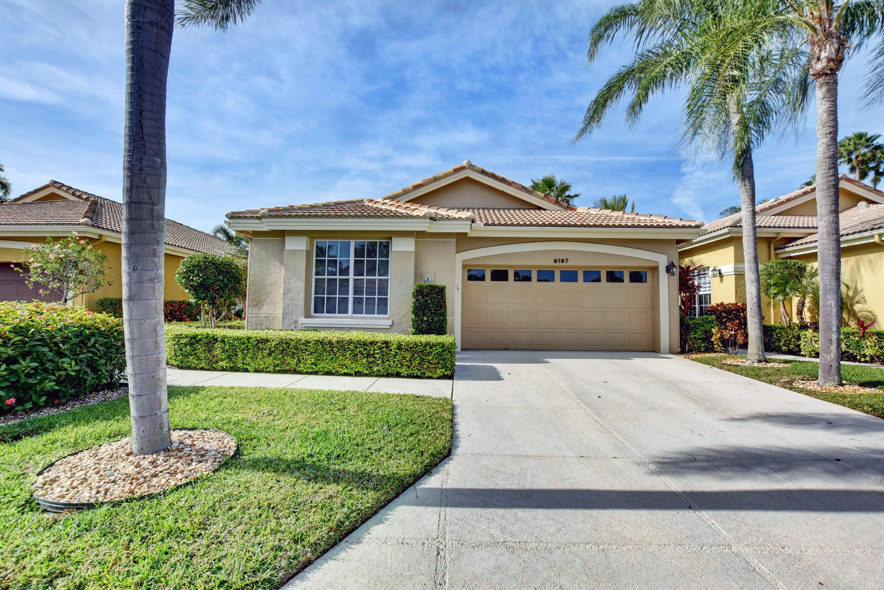 8197 Quail Meadow Way, West Palm Beach, FL 33412
