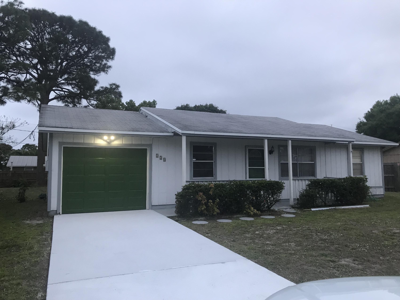 224 Se Twig Avenue, Port Saint Lucie, FL 34983