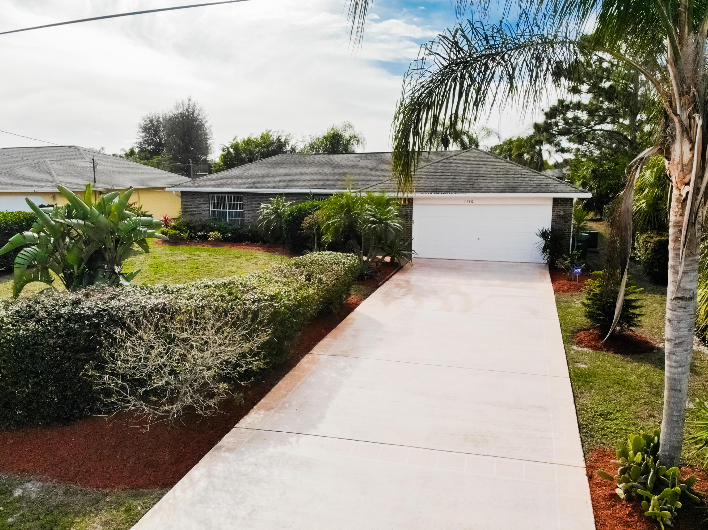 1170 Sw Edinburgh Drive, Port Saint Lucie, FL 34953
