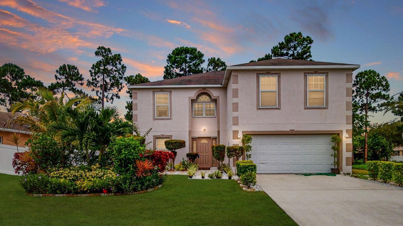 1670 Sw Buttercup Avenue, Port Saint Lucie, FL 34953