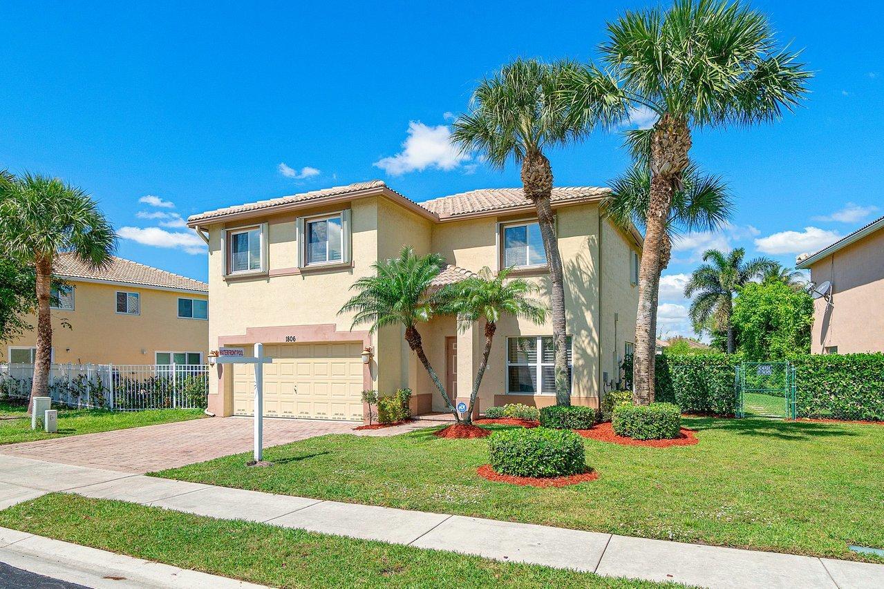1806 Magliano Drive, Boynton Beach, FL 33436