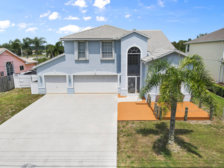 111 Ne Royce Avenue, Port Saint Lucie, FL 34983