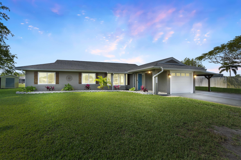 1462 Se Marisol Lane, Port Saint Lucie, FL 34952