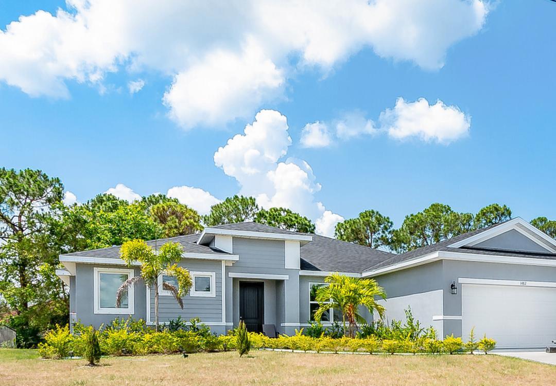 1482 Sw Hunnicut Avenue, Port Saint Lucie, FL 34953