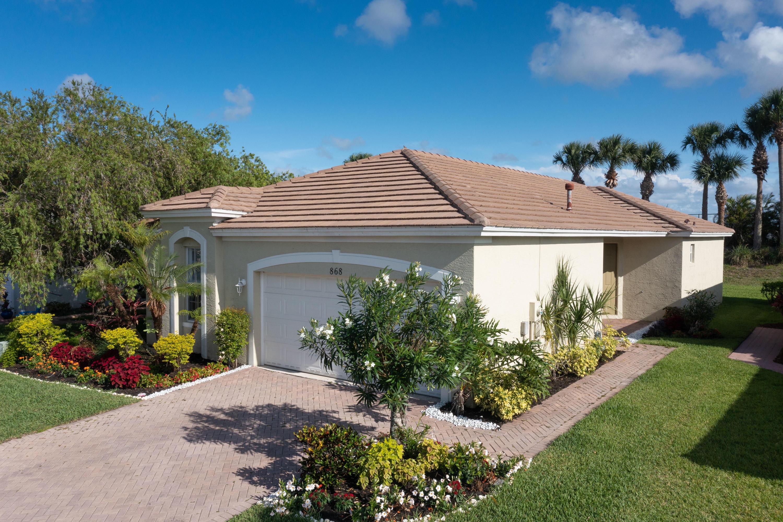 868 Sw Rocky Bayou Terrace, Port Saint Lucie, FL 34986