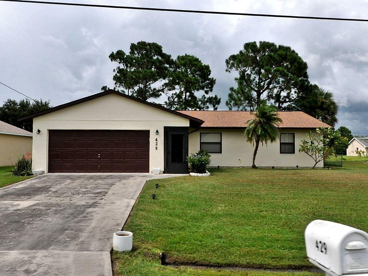 429 Sw Duval Avenue, Port Saint Lucie, FL 34983