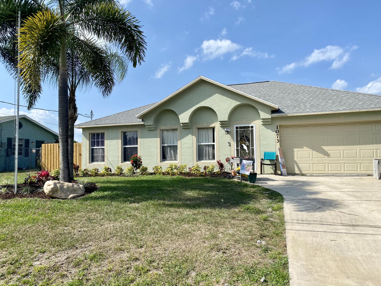 1073 Se Lansdowne Avenue, Port Saint Lucie, FL 34983