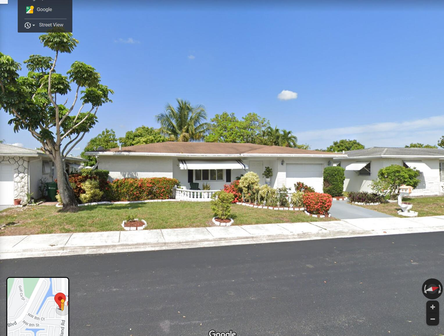 1045 N Rock Island Road, Margate, FL 33063