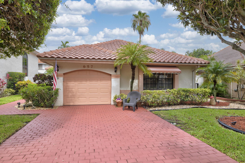657 Nw 38 Ter Terrace, Deerfield Beach, FL 33442
