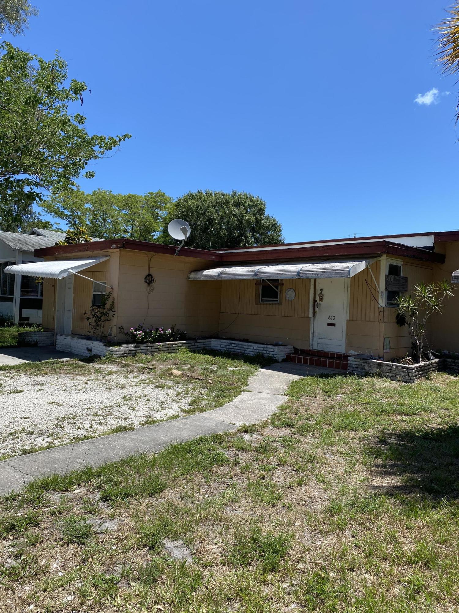 610 S 13th Street, Fort Pierce, FL 34950