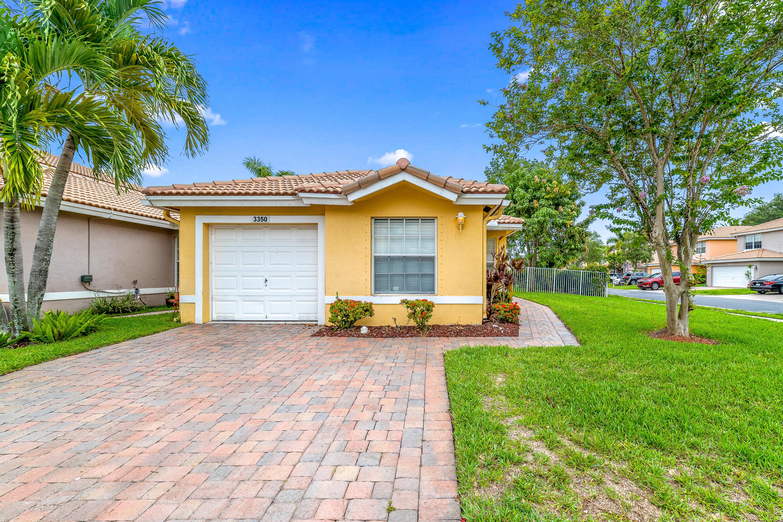 3350 Commodore Court, West Palm Beach, FL 33411