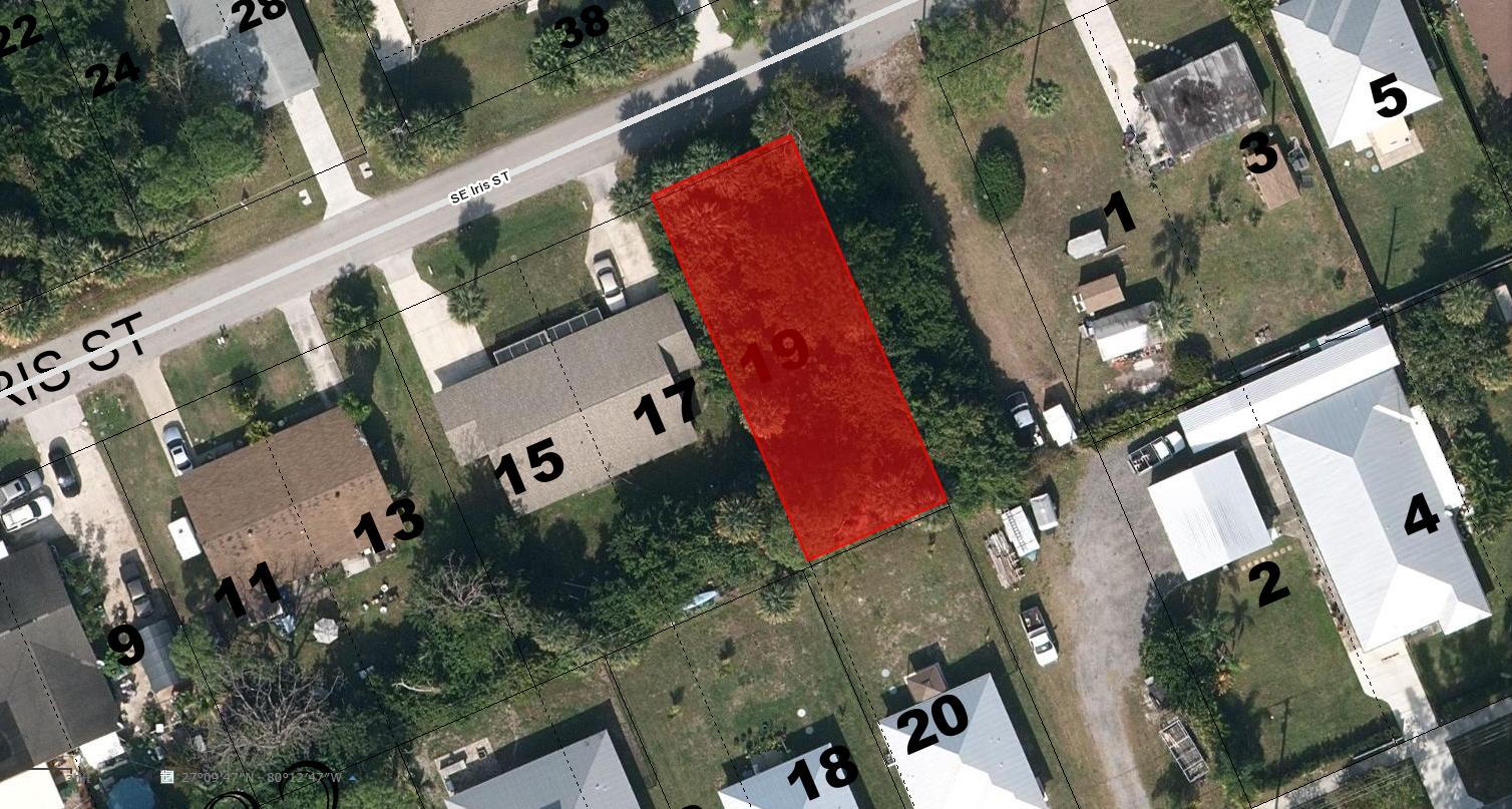 0 Se Se Iris Street, Stuart, FL 34997