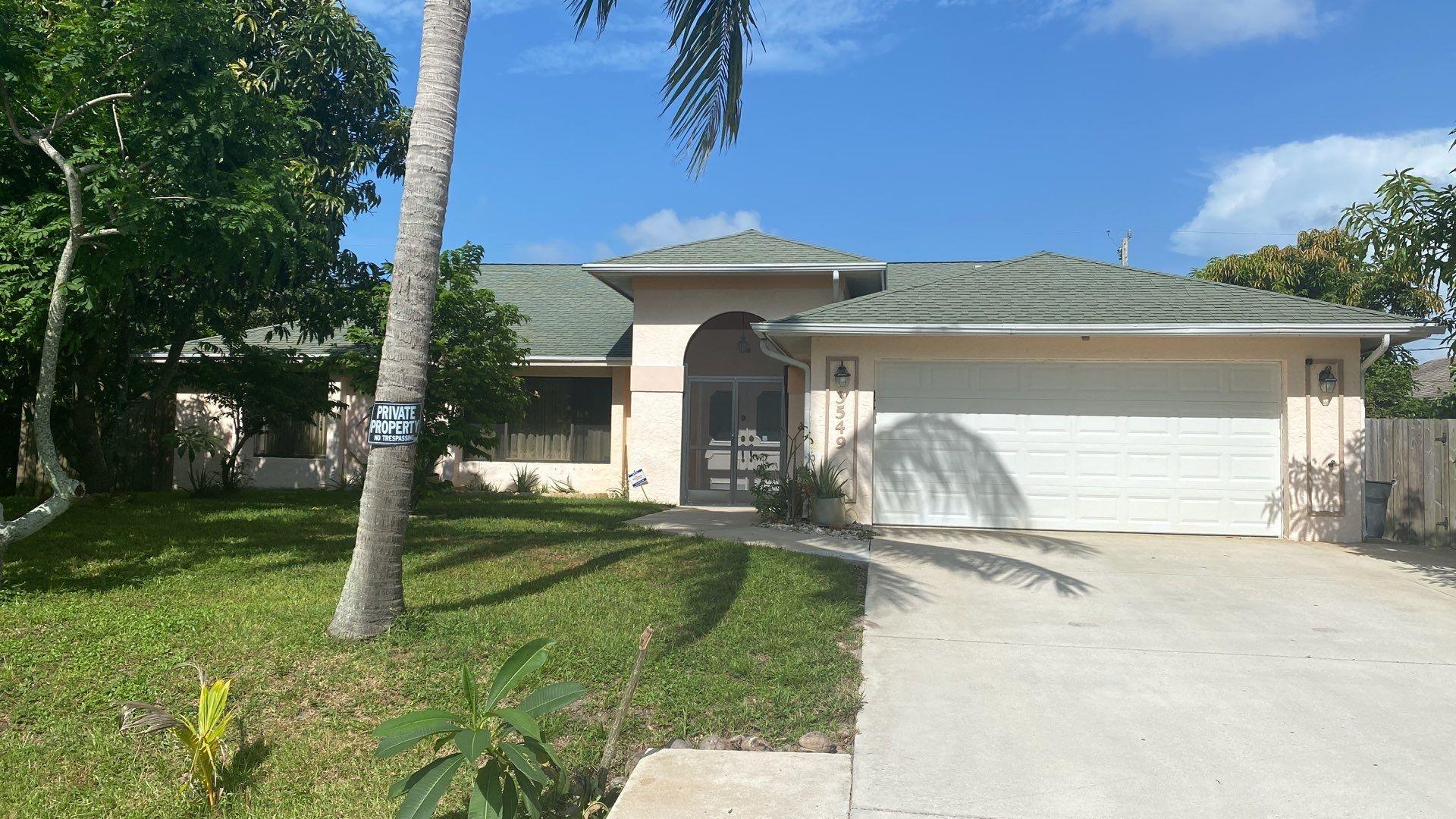 3549 Sw Vincennes Street, Port Saint Lucie, FL 34953