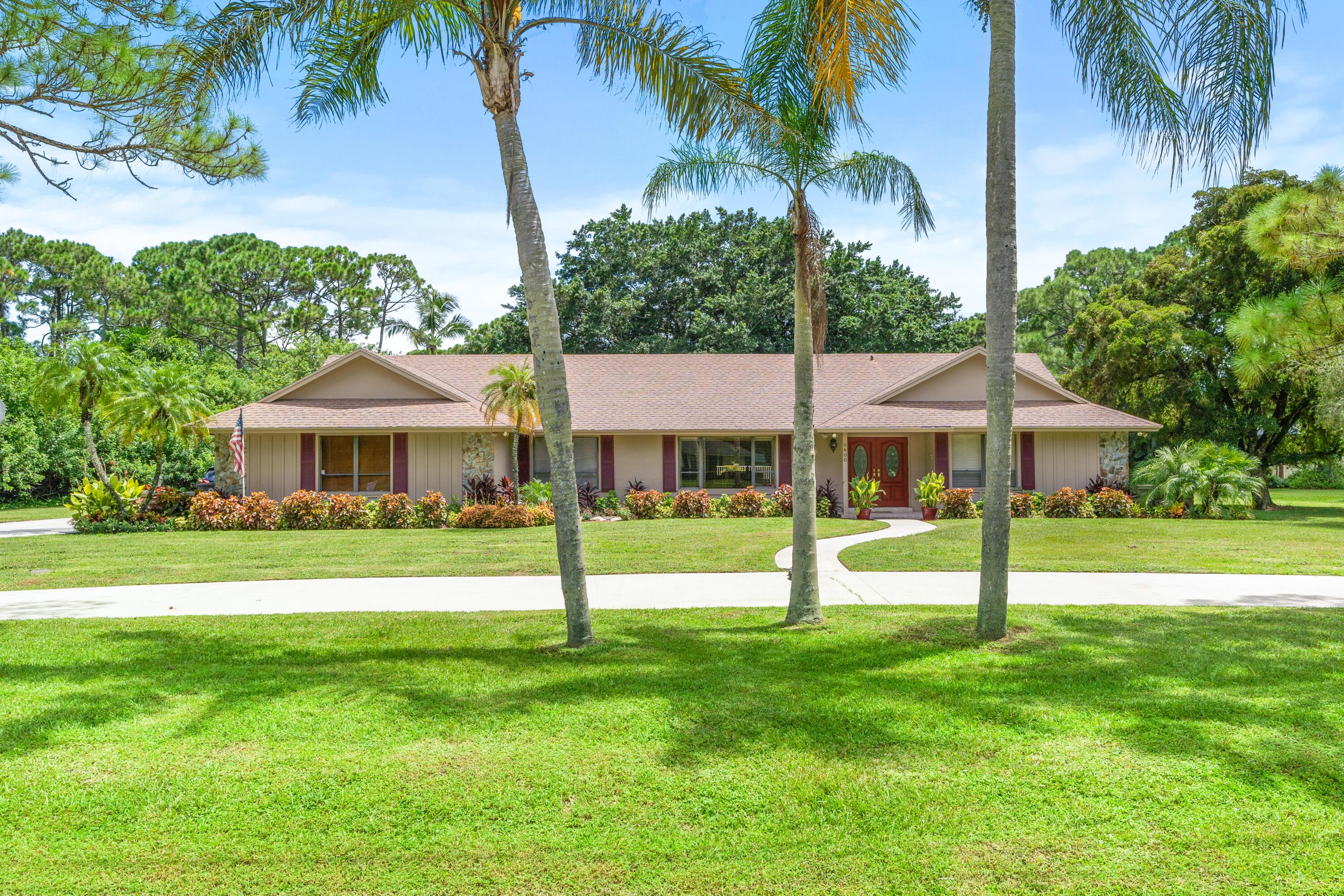 6600 141st N Lane, West Palm Beach, FL 33418