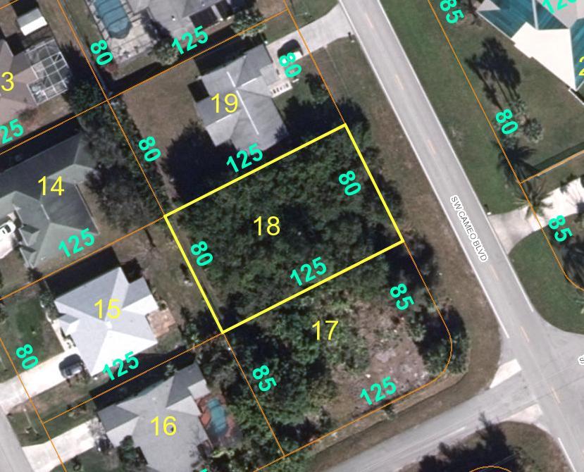 2486 Sw Cameo Boulevard, Port Saint Lucie, FL 34953