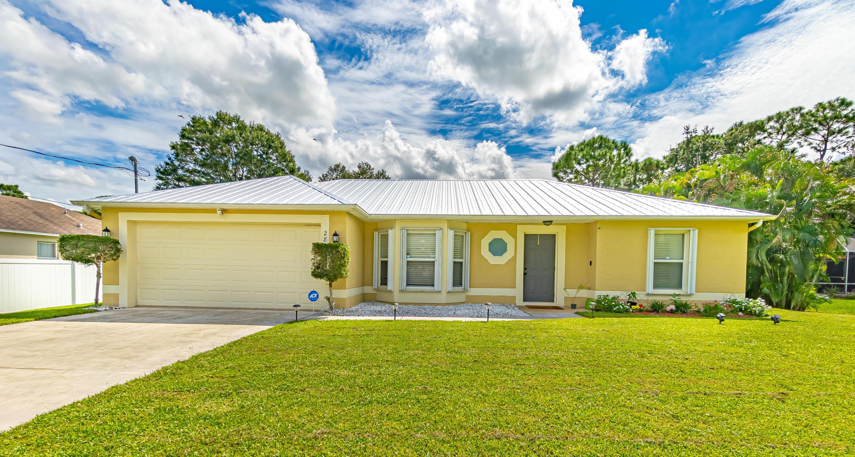 2861 Sw Oakner Street, Port Saint Lucie, FL 34953