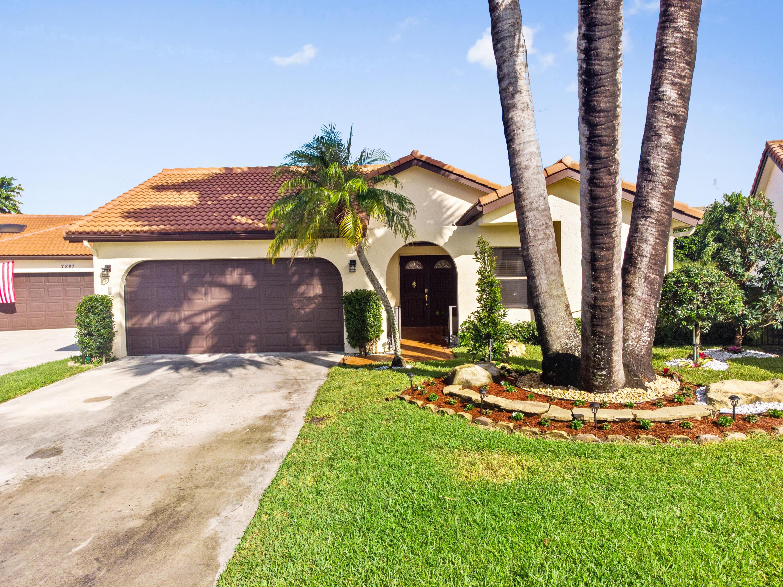 7859 Villa Nova Drive, Boca Raton, FL 33433