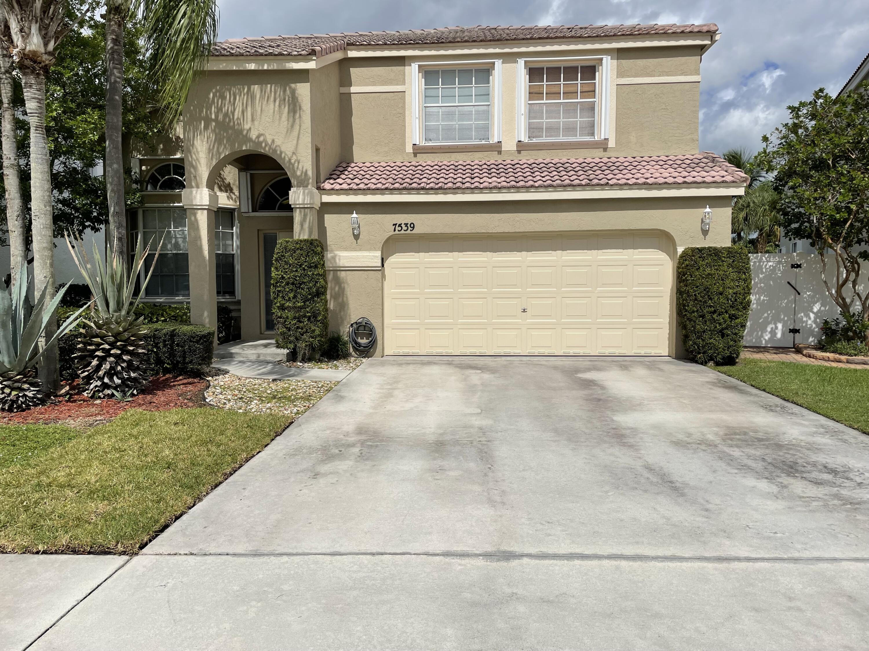 7539 Ridgefield Lane, Lake Worth, FL 33467