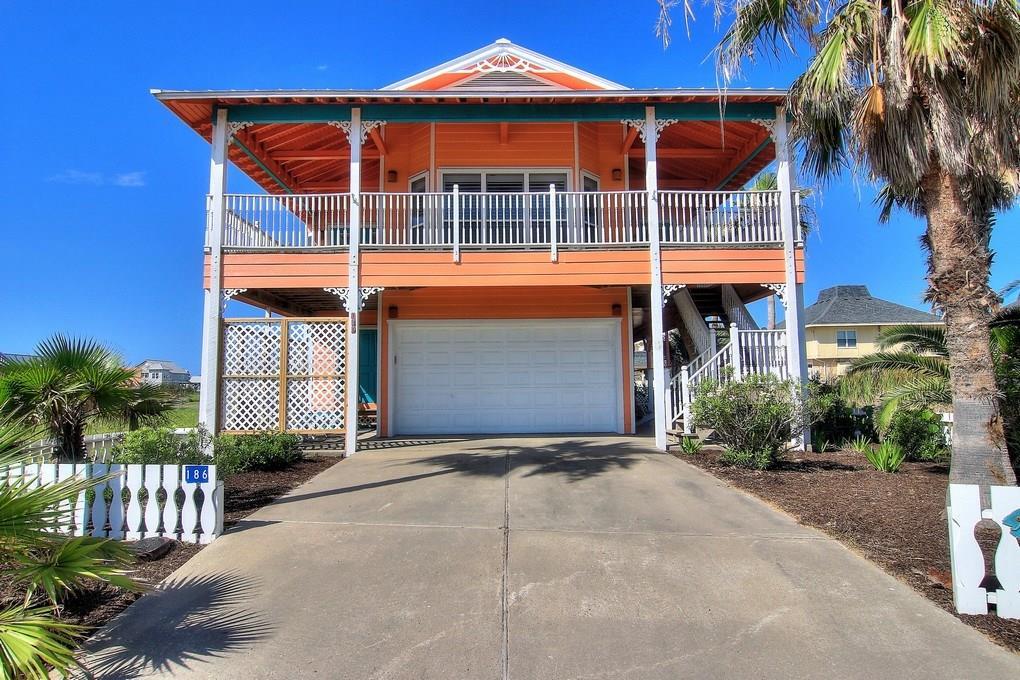 186 Beachwalk Lane, Port Aransas, TX 78373