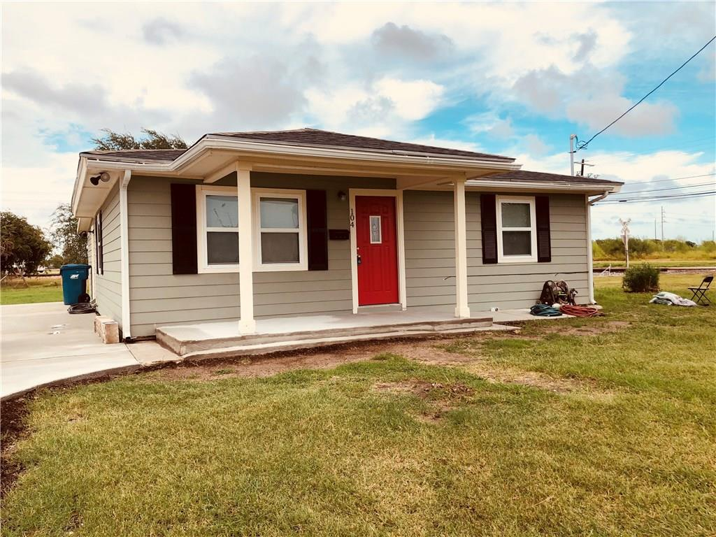 104 Second & Gregory, Gregory, TX 78359
